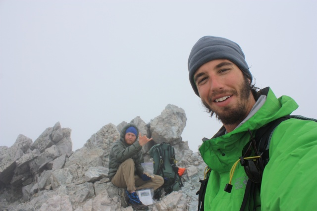 Summit of Capitol Peak.